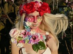 My NYX Face Awards Austria Entry! It's my first time participating in a contest and I'm so nervous Beauty Art, Beauty Make Up, Face Awards, Fairy Makeup, Sfx Makeup, Ap Art, Makeup Addict, Nyx, Body Painting