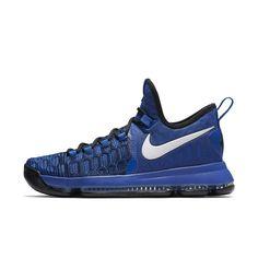 Nike Zoom KD 9 Men's Basketball Shoe Size 10.5 (Blue) - Clearance Sale
