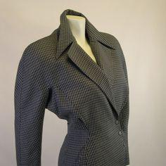 Vintage Thierry Mugler Jacket 1980s