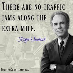 Staubach football trafficjams quote