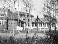 Florida Memory - Valparaiso Inn - Valparaiso, Florida    192-  The Valparaiso Inn, built by Walker Willis, is listed on the National Register of Historic Places, first listed in 1981.