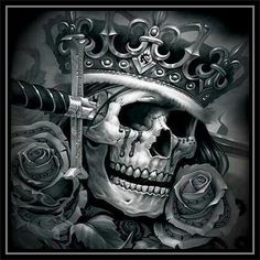 og abel suicide king poster more tattoo ideas skull tattoo king tattoo Totenkopf Tattoo Mann, Totenkopf Tattoos, Og Abel Art, King Tattoos, Skull Tattoos, Hard Tattoos, Art Harley Davidson, Tattoo Crane, Design Dragon