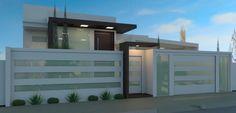 casa com paredes de vidro - Pesquisa Google