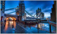 Tower Bridge from Shad Thames by flindersan