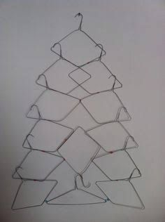 space saving christmas tree - Google Search