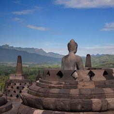 Borobudur  |  PTX Studio in Yogyakarta, Indonesia