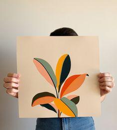 Small Canvas Art, Mini Canvas Art, Painting Inspiration, Art Inspo, Posca Art, Minimalist Painting, Painting & Drawing, Art Painting Gallery, Watercolor Art