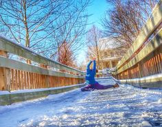 Path to the Frozen Pigeon » Yoga Pose Weekly