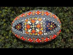 Learn How to Dye & Color Easter Eggs - Decorate Ukraine Ukrainian Pysanky Pysanka Intermediate Egg - YouTube