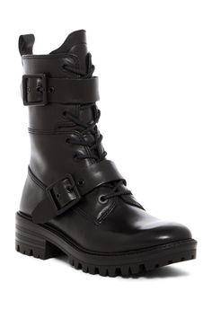 Eliya Lace-Up Boot by Kendall & Kylie on @nordstrom_rack