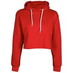 Boohoo Cameron Marl Brush Cropped Hoody | Boohoo (44 BRL) ❤ liked on Polyvore featuring tops, hoodies, sweatshirts, shirts, jackets, crop tops, hooded sweatshirt, long-sleeve crop tops, hoodie sweatshirts and long sleeve hooded sweatshirt