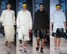 """ALEXANDRA MOURA SS14 // SEE MORE AT LISBOA FASHION WEEK / MODA LISBOA """"EVER NOW"""" EDITION VERAO/SUMMER 2014 / OUR SELECTION OF BEST LOOKS"""