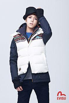 Lee Hyun Woo for EVISU