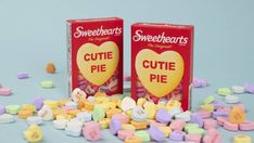 Valentine's Day Favorite Sweethearts Returns, But Just A Little Less Chatty For 2020