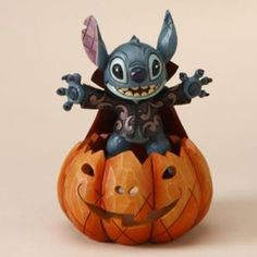 "Jim Shore Halloween ""Stitch"""