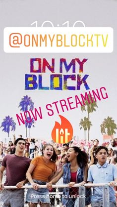 On My Block Streaming : block, streaming, Ideas, Cesar,, Netflix