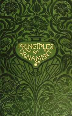 Principles of Ornament by James Ward (1896)