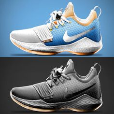 3260903e5f3 20 Popular Nike PG Paul George s Basketball Shoes images