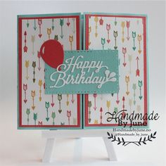 Birthdaycard made by HandmadebyJune.no Visit the website på buy. Happy Birthday, Website, Handmade, Happy Brithday, Hand Made, Urari La Multi Ani, Happy Birthday Funny, Happy Birth, Handarbeit