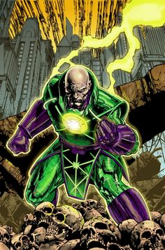 Lex Luthor, Superman's arch-nemesis, is one of the most gifted beings alive…