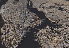 Luis Dilger Manhattan print
