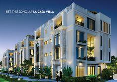 Thiết kế điển hình mặt bằng biệt thự La Casa Villa