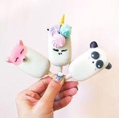 Ciastka na patyku - przekąska na Instagram