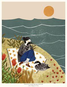 Flow_Magazine_Liekeland_Illustration02 http://www.liekeland.nl/