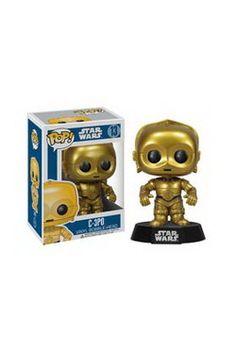 FIGURA POP STAR WARS: C3PO