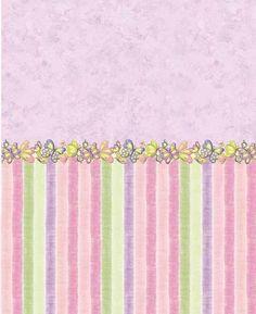 Vintage Flowers Wallpaper, Butterfly Wallpaper, Papel Scrapbook, Scrapbooking, Wallpaper Shelves, Vitrine Miniature, Pretty Phone Wallpaper, Art Clipart, Printable Paper