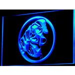 Dachshund Dog Puppy Pet Shop Neon Light Sign- would love this for the house