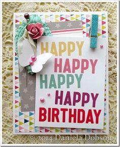 { Happy Birthday Cards } (via Bloglovin.com )