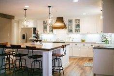 Fixer Upper | Season 2 Episode 6 | The Gulley house ' love the kitchen island and dining room!!!