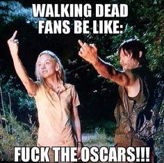 Walking Dead > Oscars / March 2014 #TheWalkingDead