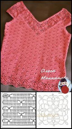 Spiral Crochet, Hairpin Lace Crochet, Crochet Woman, Crochet Baby, Knit Crochet, Crochet Shawl, Crochet Beach Dress, Crochet Blouse, Crochet Stitches