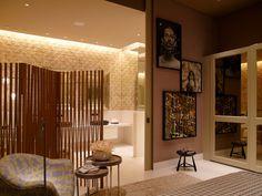 Small partitions for separate the environments. #interior #design #style #details #casacor #decor #details #casadevalentina