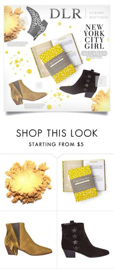 """DLRBOUTIQUE.COM"" by ellma94 ❤ liked on Polyvore featuring COMPENDIUM, H&M, Yves Saint Laurent and dlrboutique"