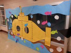 Yellow submarine under the sea book fair                                                                                                                                                                                 More