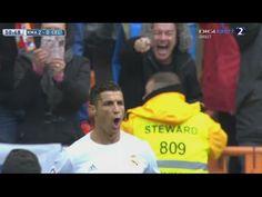 Cristiano Ronaldo Goal - Real Madrid vs Celta Vigo 7-1 (2016)
