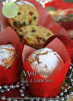 muffettoni verticale Christmas Inspiration, Biscotti, Muffin, Cooking, Breakfast, Food, Kitchen, Morning Coffee, Kochen