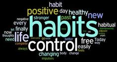 """""""You leave old habits behind by starting out with the thought, 'I release the need for this in my life'.""""  Wayne Dyer....  Is Breaking a Bad Habit as Hard as Creating a New Habit? We all know that breaking bad habits is hard. Creating new habits may be easier than you think."""