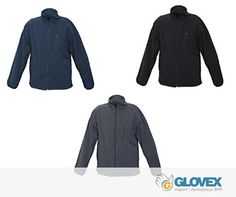 #GLOVEX Import i Dystrybucja #BHP –   #Bluza #polarowa F&F BE-02-004. Wykonana z poliestru, zapinana na suwak. Zastosowany materiał odprowadza wilgotność oraz temperaturę powstałe podczas intensywnego wysiłku. Nie wchłania cieczy.