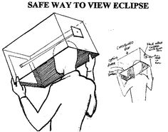 How to safely view a