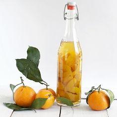 Orangecello - Orange Infused Vodka