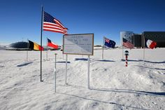 Geographic South Pole