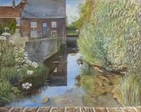 HVAF Open Studios - Brown, Peter 67 Peter Brown  DRAWING, PAINTING  White Cottage, Dane End Farm, Beaumont Hall Lane, REDBOURN, AL3 6RW South from Redbourn on A5183, first lane on right, White Cottage at top of hill. 01582 793174 / 07961 403544 PJBrown4242@gmail.com www.pjbportfolio.co.uk  Paintings and drawings of local views,landscapes and seascapes,using oil on canvas, acrylic, watercolour and line & wash, depending on the subject.
