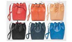 Les sacs seau de Mansur Gavriel http://www.vogue.fr/mode/le-sac-du-week-end/diaporama/les-sacs-seau-de-mansur-gavriel/21571