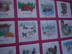 Intangible Cultural Heritage | Pines Cove - Applique and Crayon Quilts Cat Quilt Patterns, Food Ideas, Craft Ideas, Applique Quilts, Newfoundland, Quilt Making, Rock Painting, Painted Rocks, Labrador