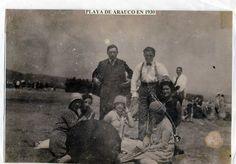 Playa de Arauco1930
