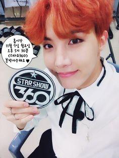 BTS on MBC Music Star Show 360 [161103]
